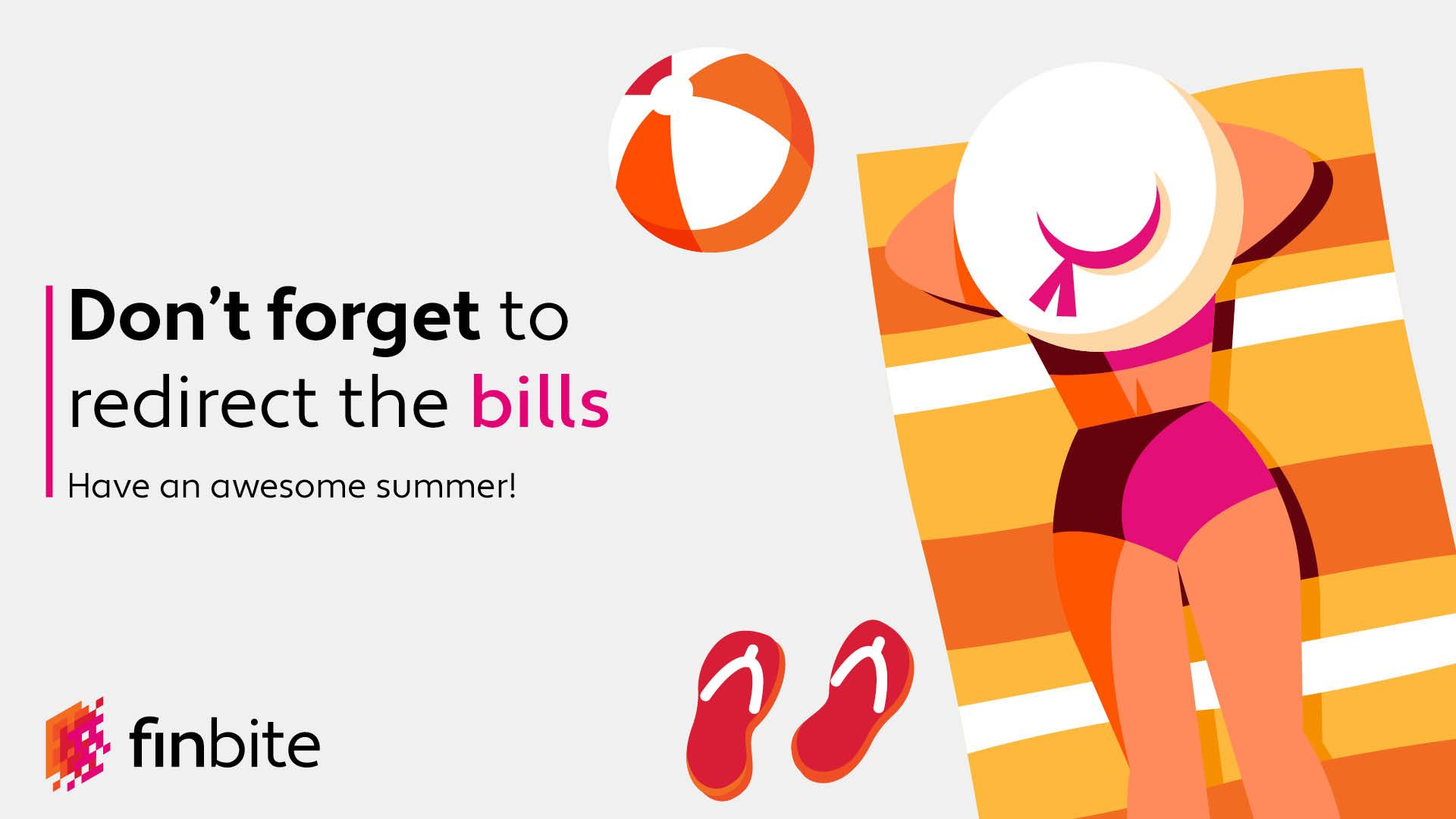 Business doesn't stop during summer – add a substitute for the holidays